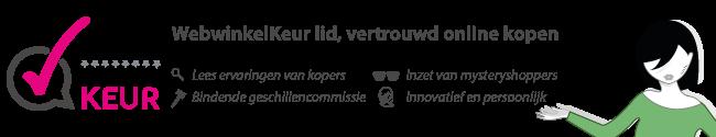 Tekstplankjes.nl ontvangt WebwinkelKeur keurmerk