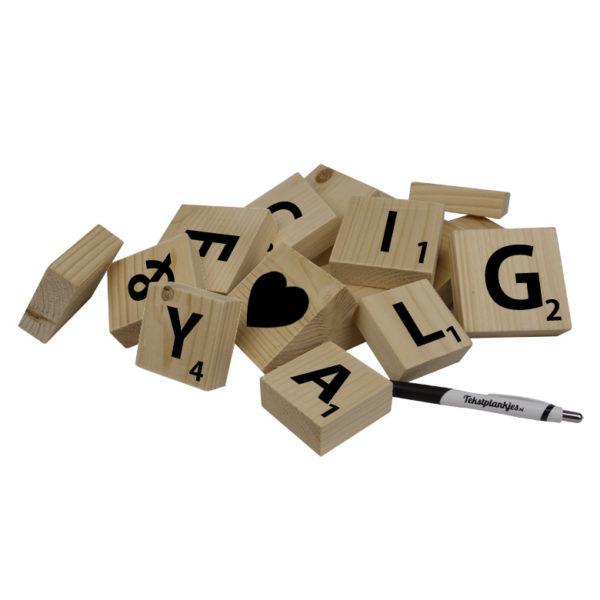 Letterblok verzamel