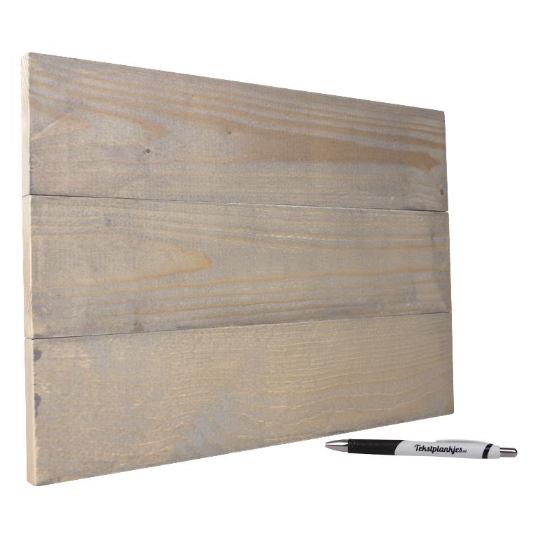 Zeer Ontwerp je eigen tekst op hout tekstbord/wandbord, snel geleverd! #VV46